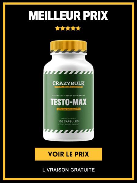 Promotion Testo Max